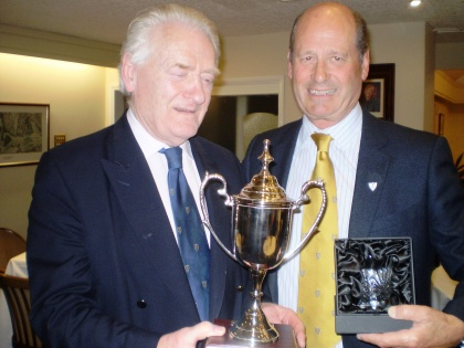 Chairman wins 2017 World Liar Dice Championship at Stourbridge golf club