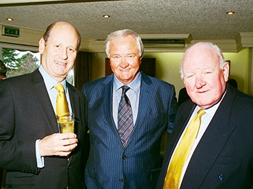 Celebrity luncheon with Ron Atkinson